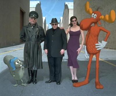 The Adventures of Rocky and Bullwinkle filminin fotoğrafları
