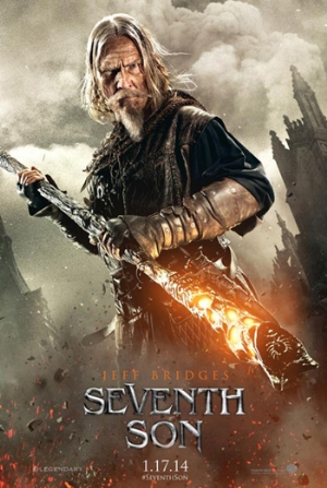 The Seventh Son Filminden İlk Fragman ve Afiş