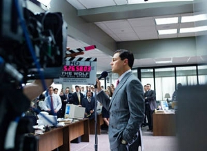 Wolf Of Wall Street'ten Yeni Görseller