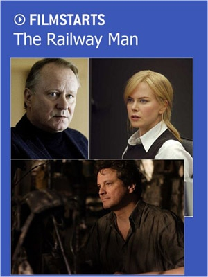 The Railway Man'den İlk Fragman