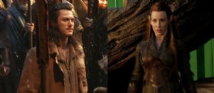 'The Hobbit: The Desolation of Smaug'dan Yeni Fragman
