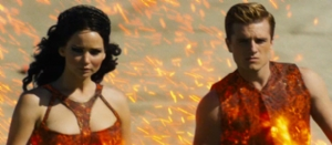 'Hunger Games: Catching Fire'dan Son Fragman