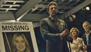 'Gone Girl'den İlk Kare