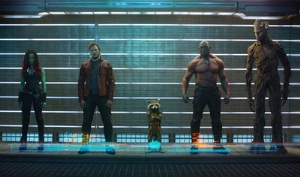 Guardians of the Galaxy'den İlk Görsel!