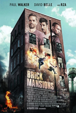 Brick Mansion Filminden Paul Walker'lı Poster!