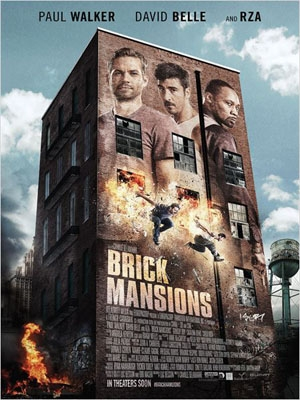 Paul Walker'l� Brick Mansions'tan �lk Fragman