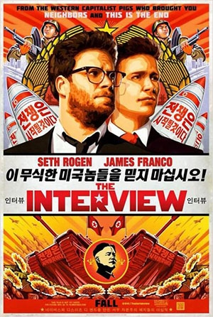 The Interview'den İlk Fragman Geldi