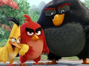 Angry Birds Filminden İlk Kare!