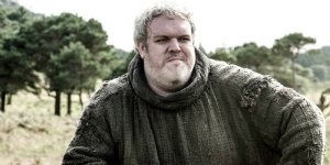 Game of Thrones'un Hodor'u ile çok özel