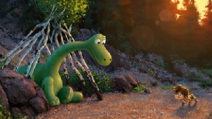 The Good Dinosaur'un motion poster