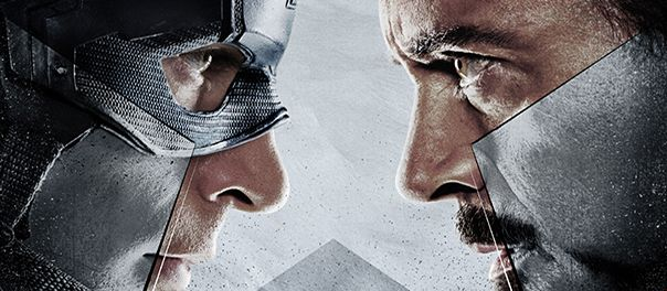 Captain America: Civil War'�n ilk fragman!