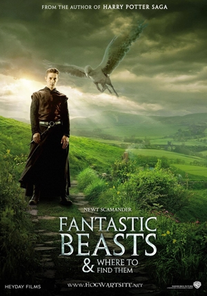 Fantastic Beasts and Where to Find Them fragmanı yayınlandı