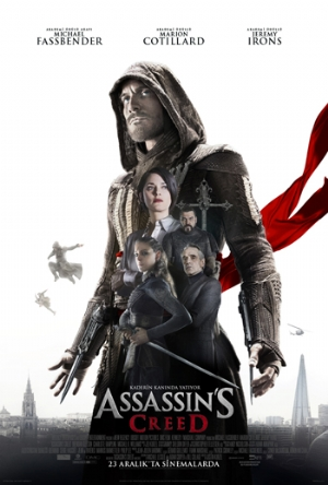 Assassin's Creed son poster ve son fragman
