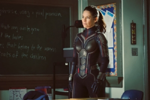 Evangeline Lilly 'Ant-Man and The Wasp''ile geliyor