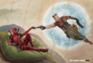 'Deadpool 2'den tam fragman geldi!