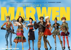 Welcome to Marwen'den yeni görseller!