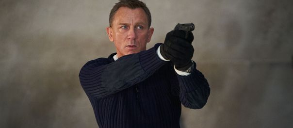 Son James Bond'dan ilk fragman!
