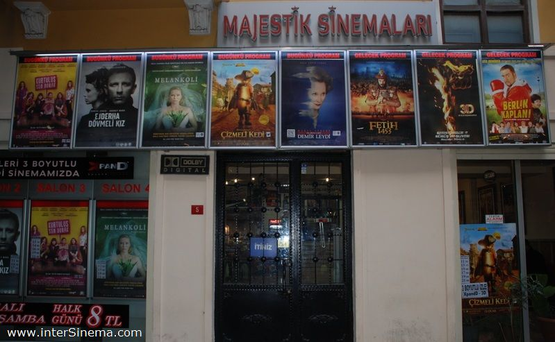 CINEMAJESTIC Sinemas�