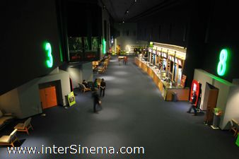 CINEMAXIMUM (NAUT�LUS) Sinemas�