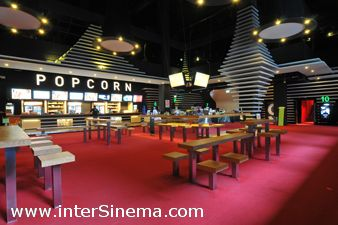 CINEMAXIMUM (PALLADIUM) Sinemas�